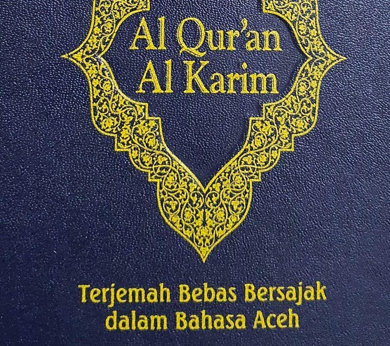 Ijaan Basa Aceh lam Teujeumah Al-Qur'an